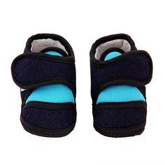 Buy Booties for Boys Girls Unisex Baby - Footwear - Denim Baby Booties- Shoe Online India | The Little Shopper