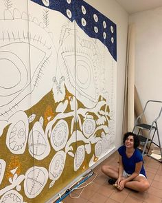 Nasim Hantehzadeh (@nassiimm) • Instagram photos and videos Artist At Work, Kids Rugs, Photo And Video, Videos, Photos, Instagram, Home Decor, Kid Friendly Rugs, Pictures