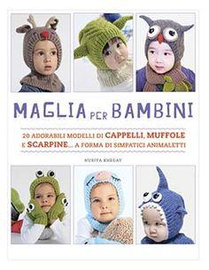 Egle: recensione libro maglia per bambini