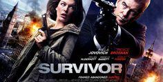 Pierce Brosnan caça Milla Jovovich no trailer legendado de 'Perseguindo Abbott'