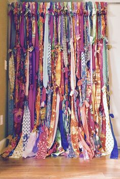 A personal favorite from my Etsy shop https://www.etsy.com/listing/490680617/hippie-trippie-curtains