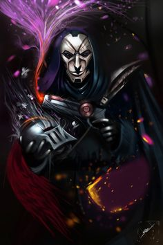 Jhin - Deadeye fanart / I will make you beautiful by vurdeM on DeviantArt