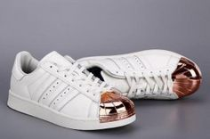 Adidas Superstar 2 Leather Metallic Golden
