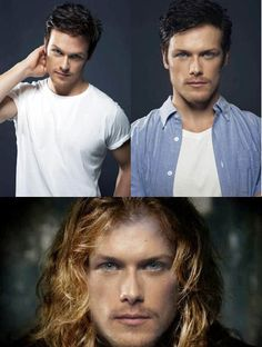 Sam Heughan has been cast a Jamie Fraser for the Outlander TV series that will air on Starz spring 2014. Can't wait!!!!