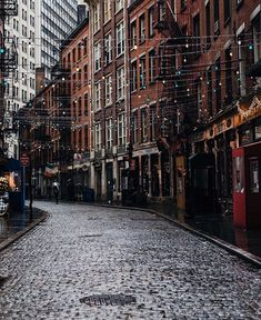 Rumored to be the oldest paved street in New York City, this pedestrian-only cobblestone path lies rich in history between a row of revived buildings now occupied by several restaurants and bars. Home to various outdoor festivals and block parties, Stone Street is an all-around fun, al fresco day-drinking venue and remains a local favorite in the quiet Financial District.