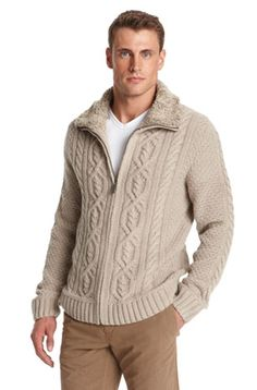 Shop designer clothes and accessories at Hugo Boss. Find the latest designer suits, clothing & accessories for men and women at the official Hugo Boss online store. Knitwear Fashion, Sweater Fashion, Men Sweater, Hand Knitted Sweaters, Sweater Knitting Patterns, Hugo Boss, Bodybuilding Clothing, Pullover Mode, Knit Cardigan
