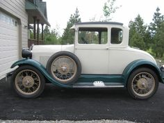 Ford : Model A standard 1929 Ford Model A - http://www.legendaryfinds.com/ford-model-a-standard-1929-ford-model-a-2/