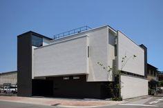 重量鉄骨造の家 重量鉄骨造×省エネシステムの家 アーキッシュギャラリー