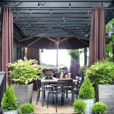 When age-old with idea, a pergola continues to be suffering from a bit of a modern-day renaissance most of these days. A trendy backyard animal shelter without the need of walls (or or. Pergola Carport, Retractable Pergola, Small Pergola, Pergola Attached To House, Metal Pergola, Deck With Pergola, Outdoor Pergola, Backyard Pergola, Patio Roof