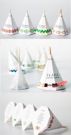 packaging di Sophie Pepin