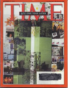 TIME MAGAZINE ~ SEPTEMBER 11 2002 ~ 9/11/02 ~ ONE YEAR LATER Story of 11 Lives
