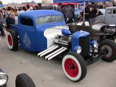 Custom Rat Rod Classic car