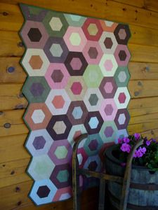 I made this pattern in the original American Jane fabrics...it's fabulous in Cherrywood hand dyed.