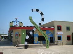Visit the Greensboro Children's Museum
