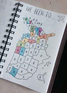 54 New Ideas Travel Journal Ideas Scrapbook Note #travel