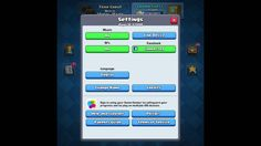 Image result for clash royale settings