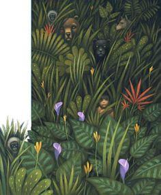 Il libro della giungla (The Jungle Book) by Gianni de Conno
