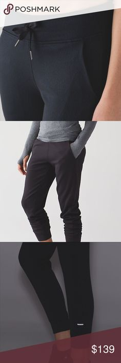 Lululemon Ready to Rulu Pants NWT/12 Black Lululemon Ready to Rulu Pants NWT/12 Black✅ALWAYS OPEN TO OFFERS-unless marked firm on price ✅OFFERS SHOULD BE MADE THROUGH POSH OFFER FEATURE ✅PRICES NOT DISCUSSED IN COMMENTS  ✅FEEL FREE TO ASK ANY QUESTIONS  ✅Photos from the Internet could vary slightly from the item that is being shipped  ❎NO TRADES lululemon athletica Pants