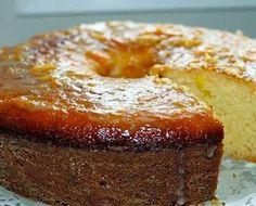 yoghourt cake (portuguese bolo de iogurte )