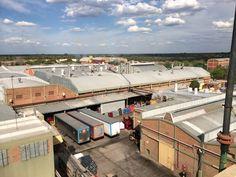 Planta Industrial Grupo Ritex. Hilandería, Tejeduría, Tintorería Industrial.