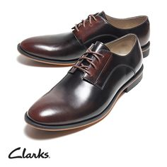 Elegante Business-Schuhe für Herren, Clarks Gatley Walk, 150 Euro: http://www.clarks.de/p/26103429 #HW14