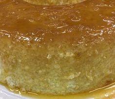 Pudim de tapioca (Foto: Gshow)