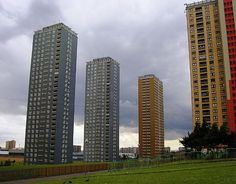 Blowing Up Glasgow's High-Rise Ghettos for Live TV Is Amazingly Crass Tower Block, Commonwealth Games, Wide World, High Art, Urban Landscape, Live Tv, Continents, Glasgow, United Kingdom