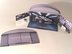 Saab Hanger Mailer
