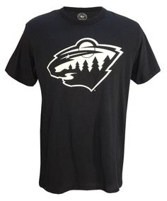 Minnesota Wild Glow In The Dark Flanker Tee