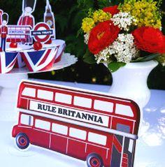 Rule Britannia party printables $12.00