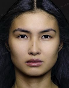 Kazakh, a Turkic people who mainly inhabit the northern parts of Central Asia We Are The World, People Of The World, Face Study, Native American Beauty, Face Reference, Interesting Faces, Poses, Female Portrait, Woman Face