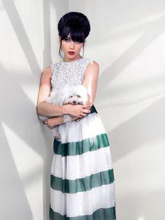 Photographer Carlos Lumiere   #Stylist Kalee Hewlett  #Model Daisy Lowe  #Editorial #XOXO #The Mag