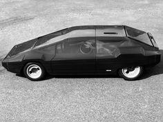 1978 Lancia Stratos Sibilo Concept