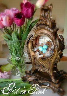have two broken clocks and been looking for inspiration, not crazy about the nest, but gave me an idea