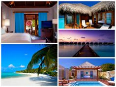 A perfect honeymoon destination in the Maldives - Sheraton Maldives Full Moon Resort & Spa
