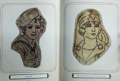 ... Book of Vintage Tattoo Stencils and Flash from Cap Coleman