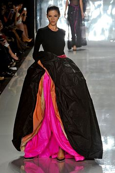 If I needed a ball gown, I would want this one.  I will never have an opportunity to wear this evening gone.  Therefore, I want to be buried in it!