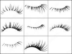 eyelash photoshop brush