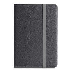 Amazon.co.jp: Belkin ベルキン iPad mini 対応 クラシックストラップ ケース/カバー ブラック F7N032qeC00: パソコン・周辺機器