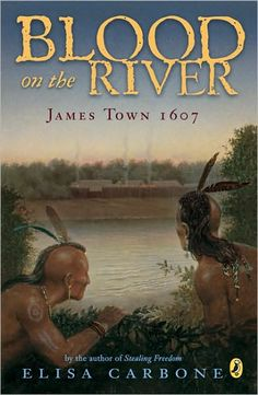 loved this historical fiction about Jamestown settlement. Was a 4th grade book study but very entertaining for me, too.