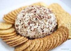 4 ingredient cheese ball