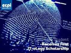 Columbia SC, ECPI University Student Receives First IT-oLogy Scholarship  #ECPIUniversity #DatabaseProgramming #NetworkSecurity  http://www.ecpi.edu/econnect/columbia-sc-ecpi-university-student-receives-first-it-ology-scholarship/