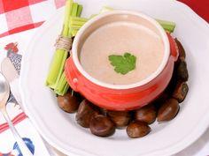 Receta   Sopa de gallina y castañas  -  canalcocina.es