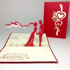 Paper Source USA: Paper pop up cards: innovative way to wish