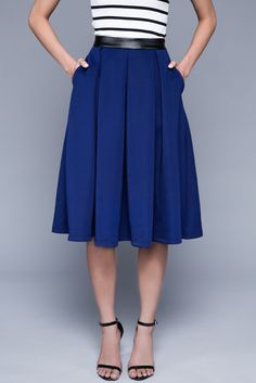 Madison Midi Skirt - The Underrated