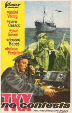 T.K.X. No Contesta (1956) VOSE