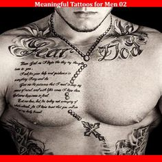 Meaningful Tattoos for Men 02