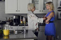 Betty Buckley and Ashley Benson in Pretty Little Liars Pretty Little Liars, Betty Buckley, Freeform Tv Shows, Nia Peeples, Tammin Sursok, Tyler Blackburn, Tv Episodes, Ashley Benson, Winter Looks