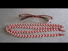 Kolye - Gözlük İpi - Bileklik Yapımı