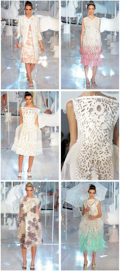 Always Andri Wedding Design Blog: Fashion Inspiration: Louis Vuitton Spring/Summer 2012